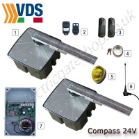 vds compass twin kit - 24v