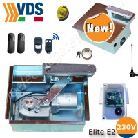 VDS - UNDER 230V Twin Underground Gate Kit